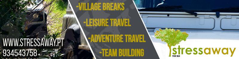 stressaway tours